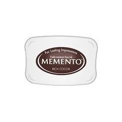 Rich cocoa Memento ink