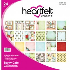 Berry Cafe coll. 265 scrapbooking p