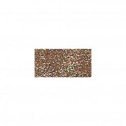 Silk microfine glitter kobber