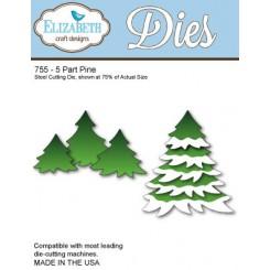 5 Part Pine