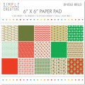 Jingel Bells Paper pad,