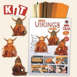 The Fringe Viking Kit- Quilling kit