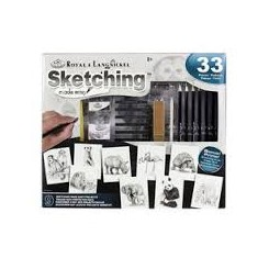 R&L Sketching made easy set