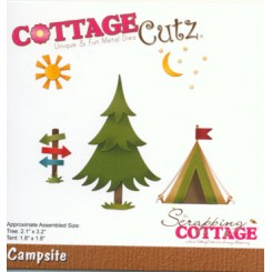 Campsite dies, CottageC