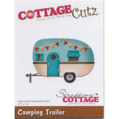Camping trailer dies, CottageC