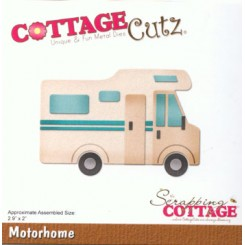 Motor home dies, CottageC