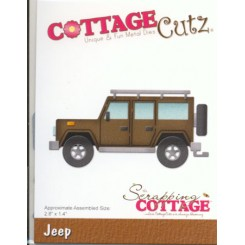 Jeep dies, CottageCutz