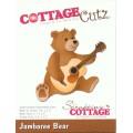 Jamboree Bear dies, CottageCutz
