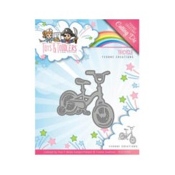 Trehjulet cykel dies, Yvonne D