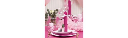 Pink / Lyserød